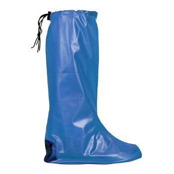 Blue Pocket Festival Wellies - S (UK 4-6)